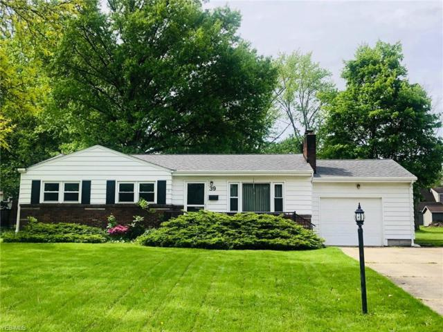 39 Skyline Dr, Canfield, OH 44406 (MLS #4099550) :: The Crockett Team, Howard Hanna