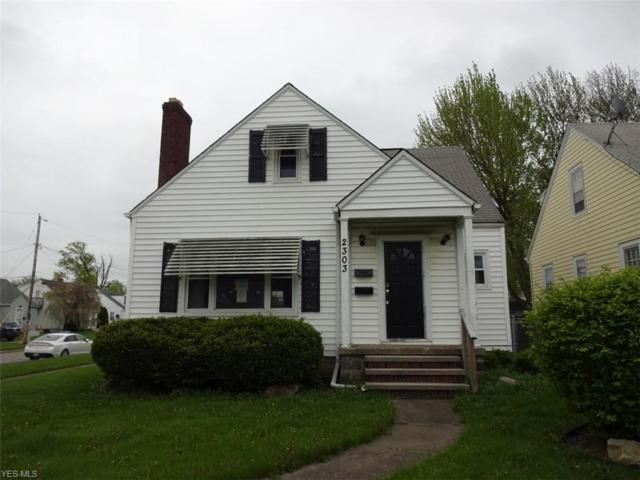2303 Oberlin Ave, Lorain, OH 44052 (MLS #4099595) :: RE/MAX Edge Realty