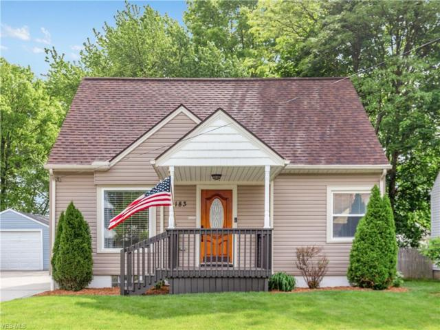 3183 7th St, Cuyahoga Falls, OH 44221 (MLS #4099598) :: RE/MAX Edge Realty