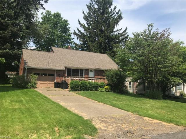 3823 Frazer Ave NW, Canton, OH 44709 (MLS #4099644) :: RE/MAX Valley Real Estate