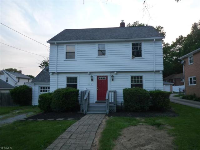 106 5th St NE, Barberton, OH 44203 (MLS #4099656) :: RE/MAX Edge Realty