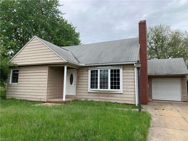 919 Milford St NE, Canton, OH 44714 (MLS #4099686) :: RE/MAX Valley Real Estate