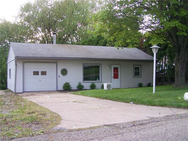 2481 Saratoga Ave SW, Canton, OH 44706 (MLS #4099771) :: RE/MAX Valley Real Estate