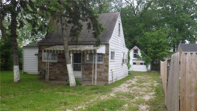 1760 Piedmont Ave, Akron, OH 44310 (MLS #4099847) :: RE/MAX Pathway