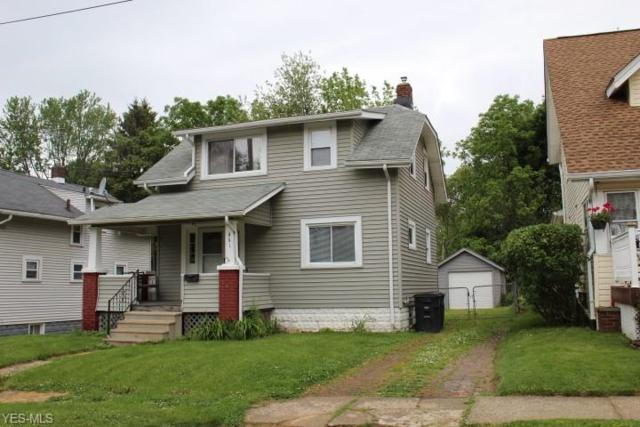 461 Lockwood St, Akron, OH 44314 (MLS #4099960) :: RE/MAX Edge Realty