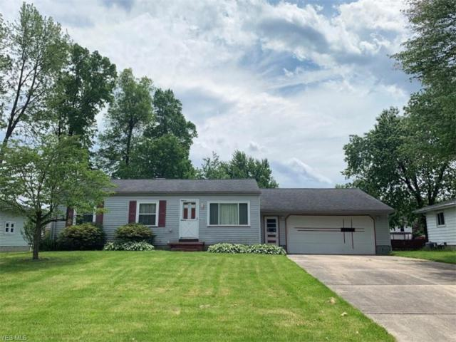3884 Fairlawn Heights Drive SE, Warren, OH 44484 (MLS #4100269) :: RE/MAX Edge Realty