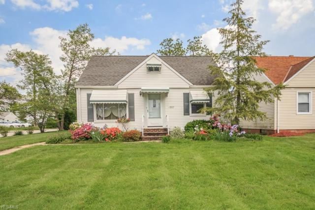 1227 Commonwealth Avenue, Mayfield Heights, OH 44124 (MLS #4100531) :: RE/MAX Edge Realty
