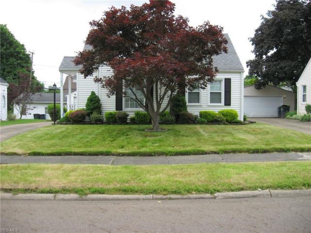 1655 Girard Street, Akron, OH 44301 (MLS #4101059) :: RE/MAX Edge Realty