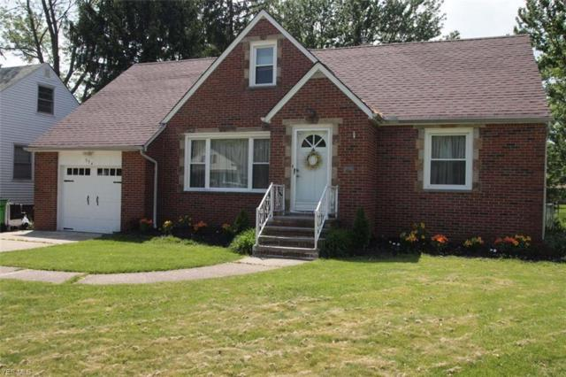 334 E 262nd Street, Euclid, OH 44132 (MLS #4101855) :: RE/MAX Edge Realty