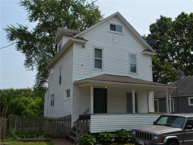 561 Paul Place, Barberton, OH 44203 (MLS #4101959) :: RE/MAX Edge Realty