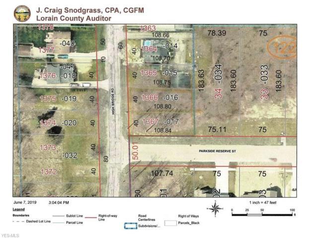 High Bridge Road, Vermilion, OH 44089 (MLS #4102391) :: RE/MAX Edge Realty