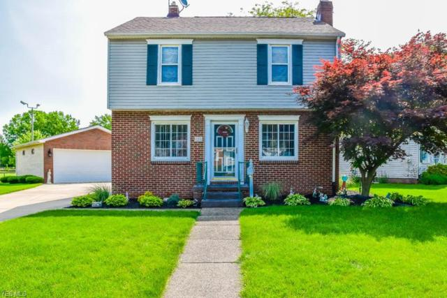 129 Davenport Avenue, Akron, OH 44312 (MLS #4102482) :: RE/MAX Edge Realty