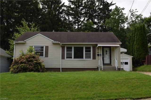 1442 Maple Street, Barberton, OH 44203 (MLS #4102655) :: RE/MAX Edge Realty