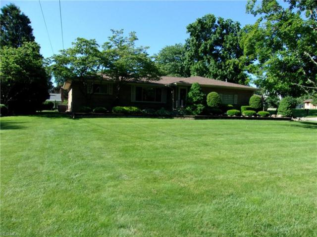 3510 Kimberly Drive NE, Warren, OH 44483 (MLS #4104337) :: RE/MAX Edge Realty