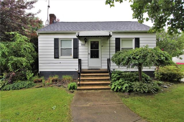 745 Bettes Avenue, Akron, OH 44310 (MLS #4104837) :: RE/MAX Edge Realty