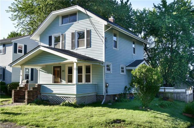 251 Park Street, Wadsworth, OH 44281 (MLS #4105202) :: RE/MAX Edge Realty