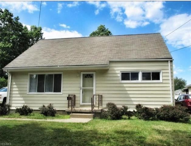 865 Independence Avenue, Akron, OH 44310 (MLS #4105332) :: RE/MAX Edge Realty