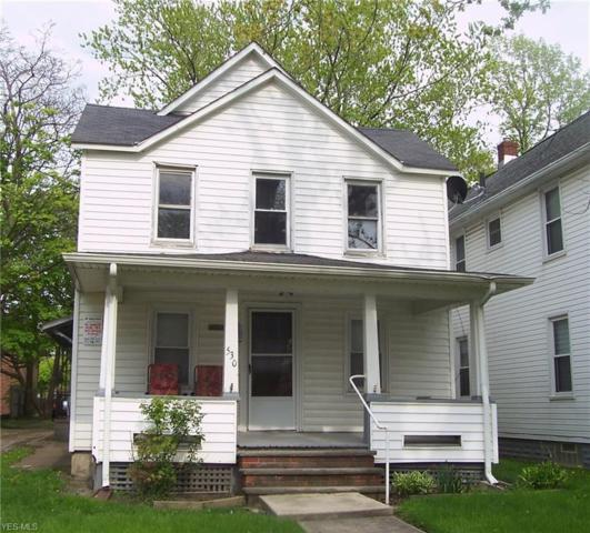 530 High Street, Fairport Harbor, OH 44077 (MLS #4105361) :: RE/MAX Valley Real Estate