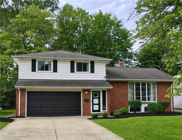 6598 Monterey Drive, Mayfield Heights, OH 44124 (MLS #4105489) :: RE/MAX Edge Realty