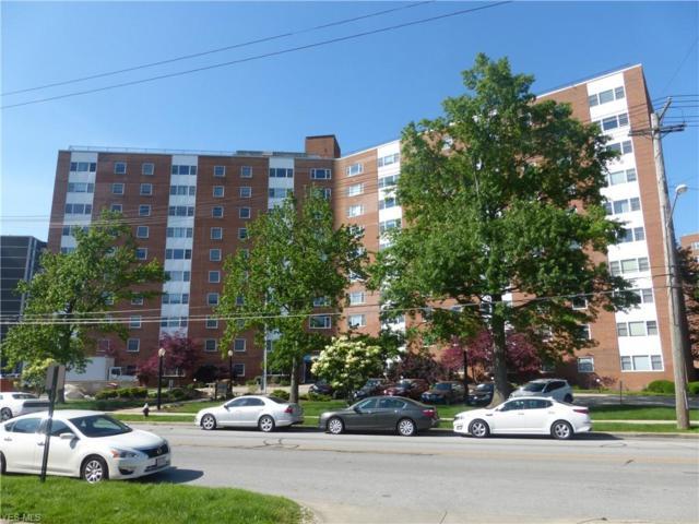 11850 Edgewater Drive #402, Lakewood, OH 44107 (MLS #4105527) :: RE/MAX Edge Realty