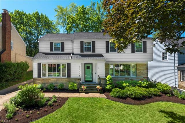 22450 Rye Road, Shaker Heights, OH 44122 (MLS #4106276) :: RE/MAX Edge Realty