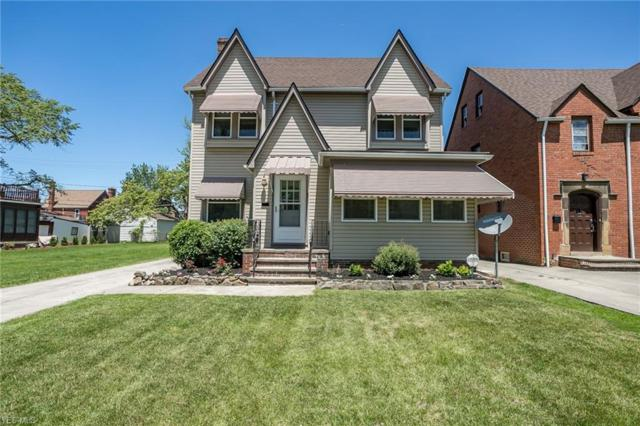 3513 Raymont Boulevard, University Heights, OH 44118 (MLS #4106621) :: RE/MAX Edge Realty