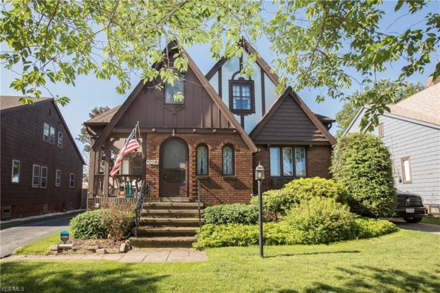 15027 Merrimeade Drive, Cleveland, OH 44111 (MLS #4107484) :: RE/MAX Edge Realty
