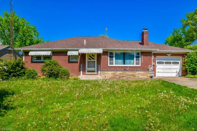 2852 Marlin Avenue NW, Canton, OH 44708 (MLS #4107761) :: RE/MAX Edge Realty