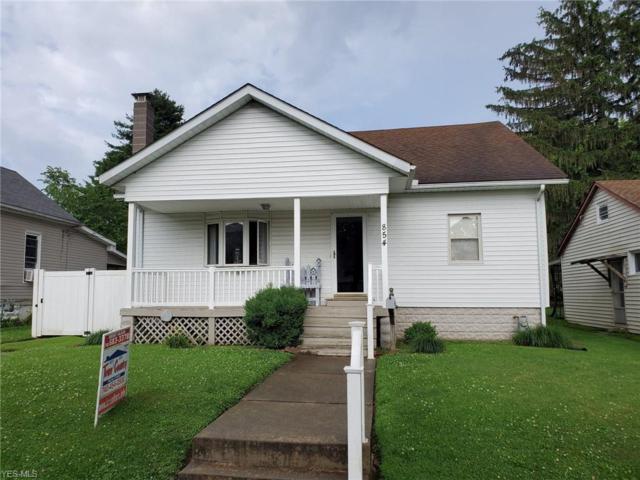 854 Homewood Avenue, Zanesville, OH 43701 (MLS #4107777) :: RE/MAX Edge Realty