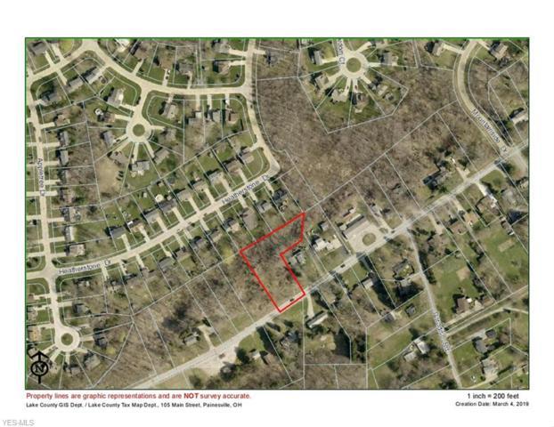 VL Riverside Drive, Painesville, OH 44077 (MLS #4107923) :: The Crockett Team, Howard Hanna