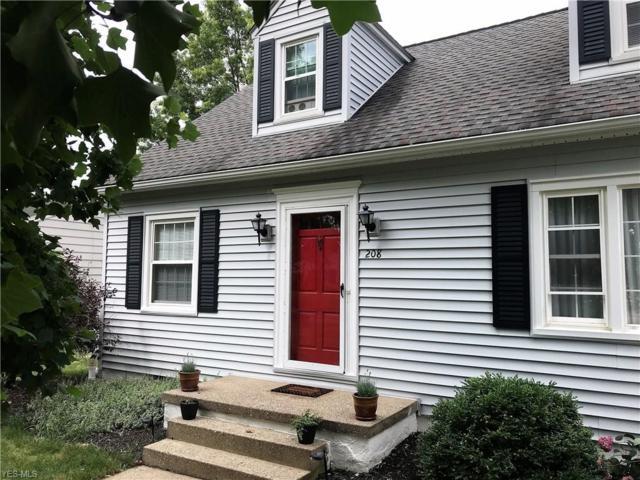 208 Mackinaw Avenue, Fairlawn, OH 44333 (MLS #4108094) :: RE/MAX Edge Realty