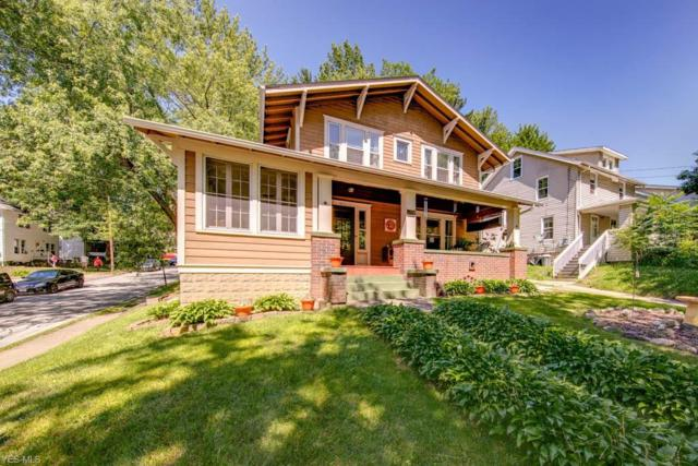 206 N Willow Street, Kent, OH 44240 (MLS #4108144) :: Keller Williams Chervenic Realty