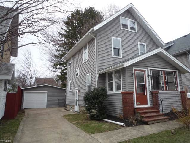 187 E Mapledale Avenue, Akron, OH 44301 (MLS #4108484) :: RE/MAX Edge Realty