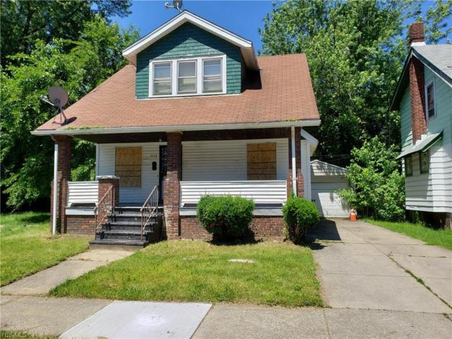 1132 E 144th Street, Cleveland, OH 44110 (MLS #4108631) :: RE/MAX Edge Realty