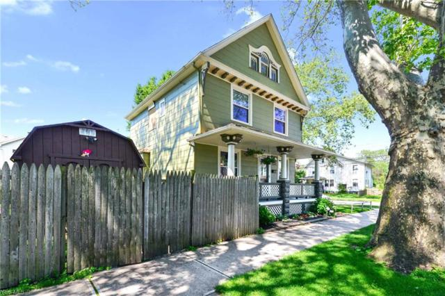3302 Hancock Avenue, Cleveland, OH 44113 (MLS #4108677) :: RE/MAX Edge Realty