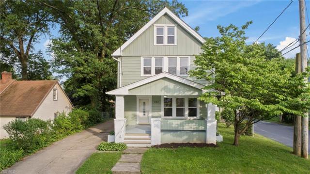 446 Ashland Avenue, Cuyahoga Falls, OH 44221 (MLS #4108691) :: RE/MAX Edge Realty
