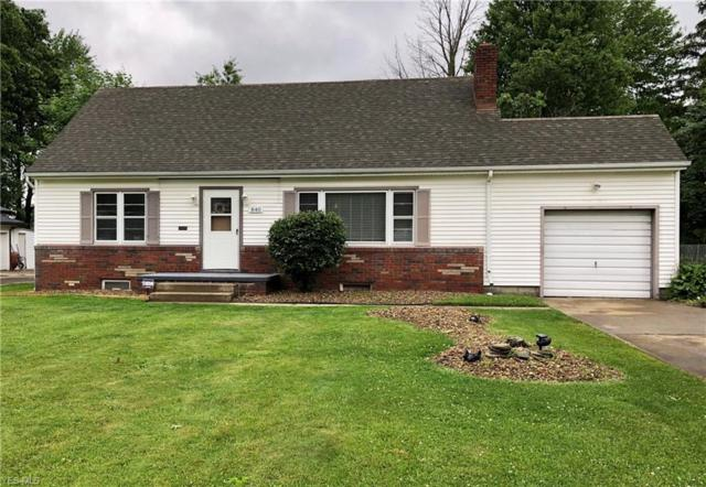 840 Afton Avenue, Youngstown, OH 44512 (MLS #4108717) :: RE/MAX Edge Realty