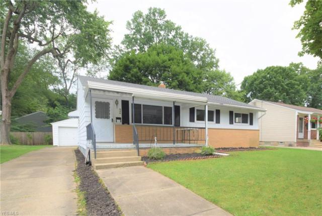 946 Kickapoo Avenue, Akron, OH 44305 (MLS #4109014) :: Keller Williams Chervenic Realty