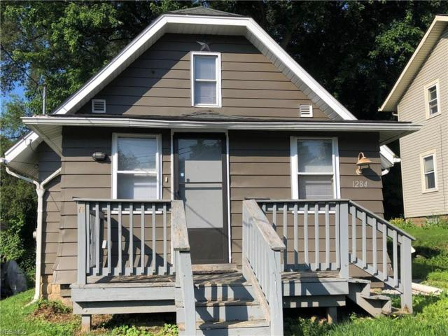 1284 Central Avenue, Barberton, OH 44203 (MLS #4112220) :: RE/MAX Valley Real Estate