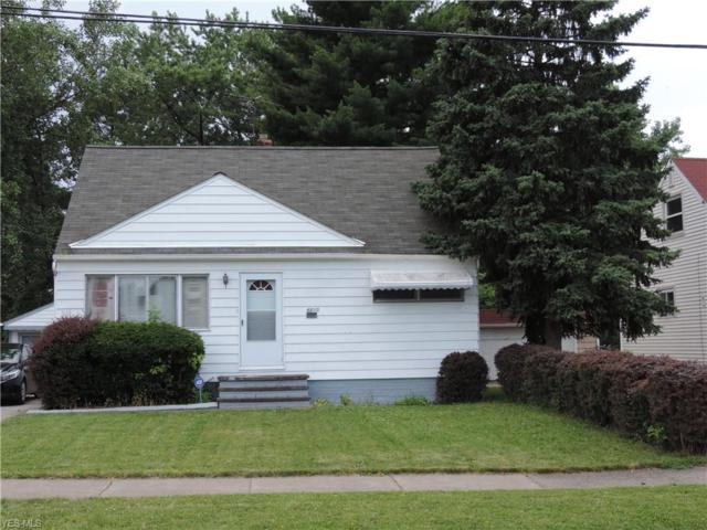 5210 Hy Court, Garfield Heights, OH 44125 (MLS #4112674) :: The Holden Agency