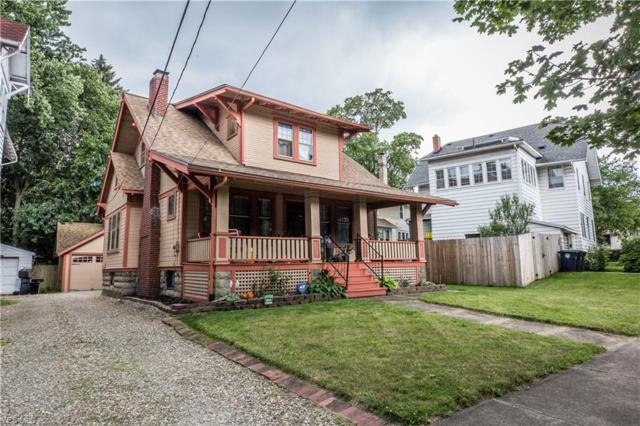 346 Crestwood Avenue, Akron, OH 44302 (MLS #4112977) :: RE/MAX Valley Real Estate