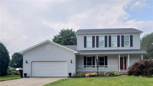 540 Plum Creek Drive, Wadsworth, OH 44281 (MLS #4113009) :: The Crockett Team, Howard Hanna