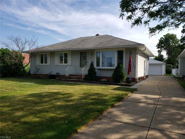1018 Talmadge Avenue, Wickliffe, OH 44092 (MLS #4113309) :: The Crockett Team, Howard Hanna