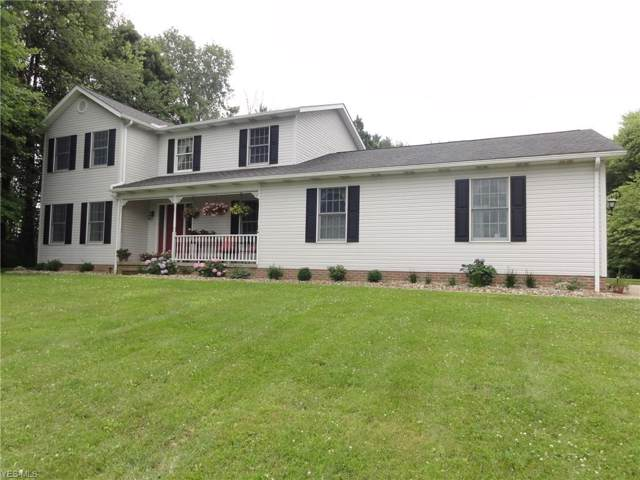 2268 Shaffer Road, Mogadore, OH 44260 (MLS #4113579) :: The Crockett Team, Howard Hanna