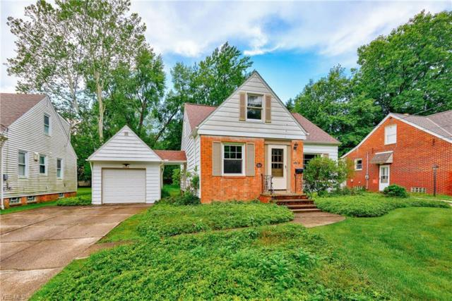 4589 E Berwald Road, South Euclid, OH 44121 (MLS #4113633) :: The Crockett Team, Howard Hanna
