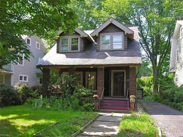 3189 Oak Road, Cleveland Heights, OH 44118 (MLS #4113676) :: The Crockett Team, Howard Hanna