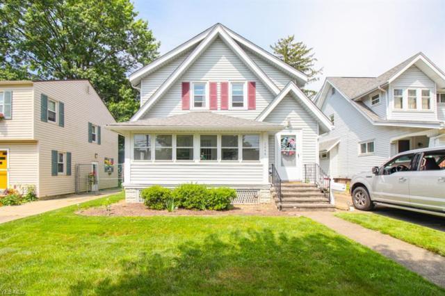 1644 Brown Street, Akron, OH 44301 (MLS #4113814) :: RE/MAX Edge Realty