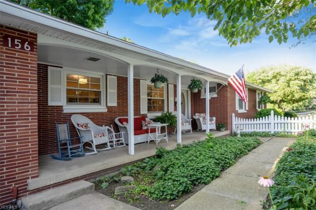 156 Manor Drive, Columbiana, OH 44408 (MLS #4114109) :: The Crockett Team, Howard Hanna