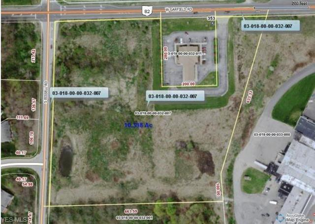 State Route 82, Aurora, OH 44202 (MLS #4114655) :: RE/MAX Pathway