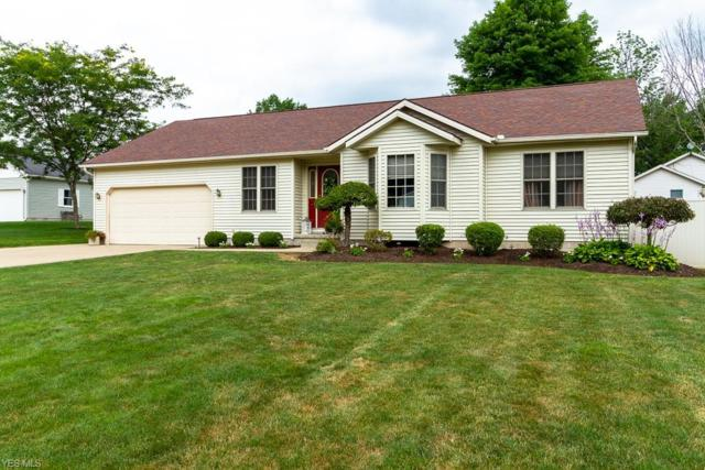 538 Old Coach Lane, Salem, OH 44460 (MLS #4115282) :: The Crockett Team, Howard Hanna
